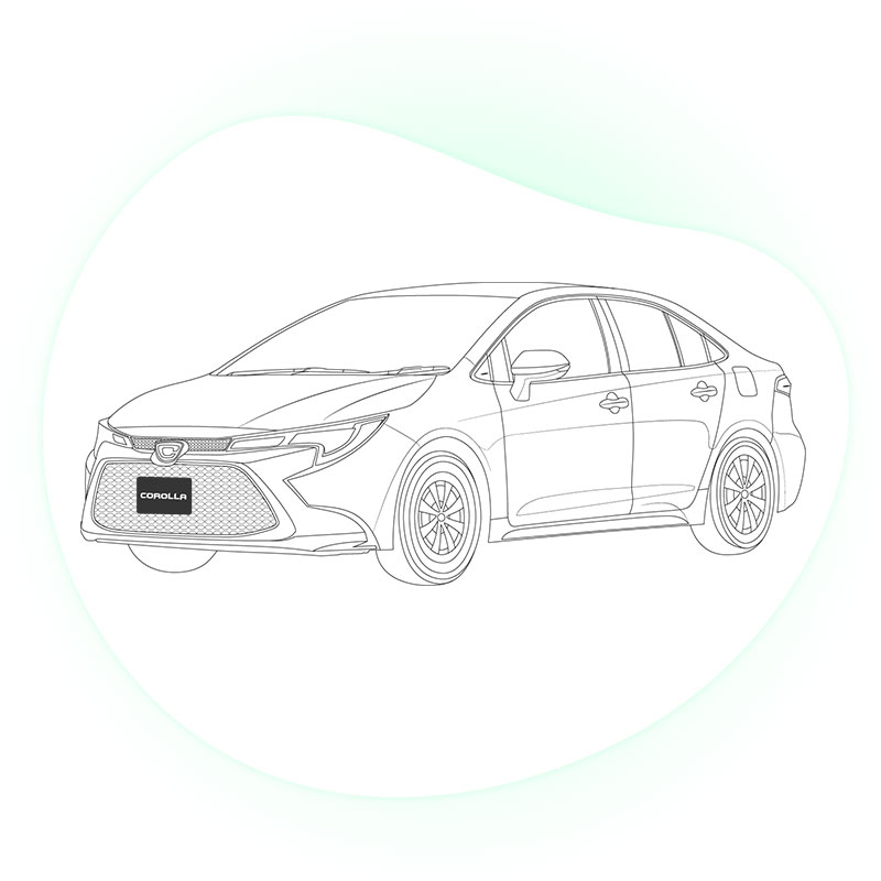 car-line-art-drawing-by-dream-design-park
